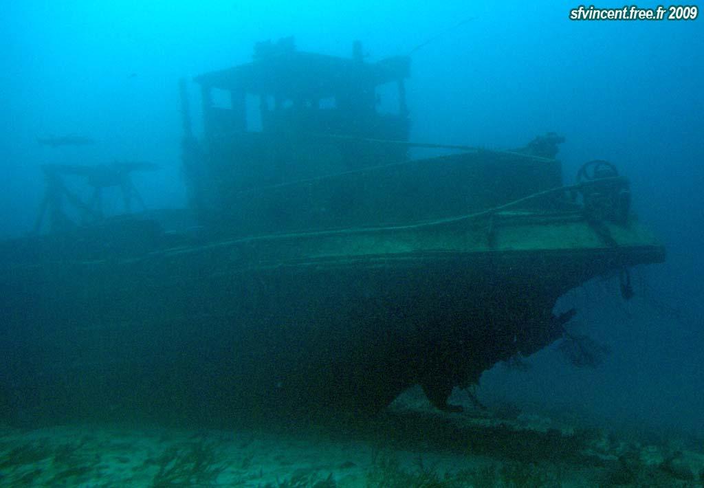 Ile d'Aruba, sous-marin Atlantis. Il faut bien faire ...