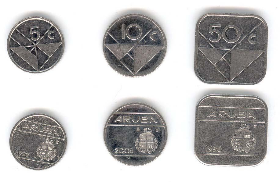ile daruba la monnaie de l238le est le florin arubais la